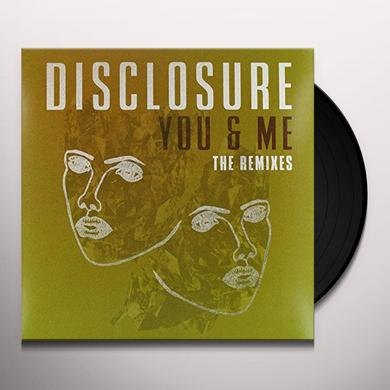 Disclosure YOU & ME Vinyl Record