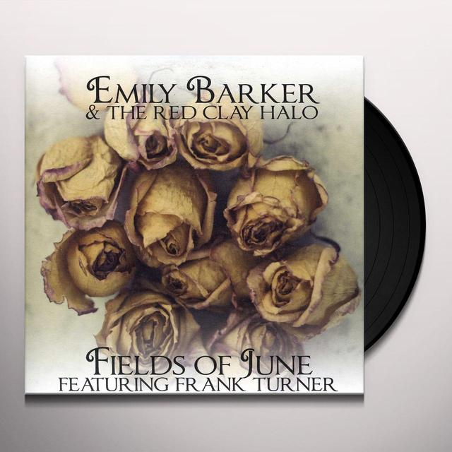 Emily Barker & The Red Clay Halo FIELDS OF JUNE Vinyl Record - UK Release