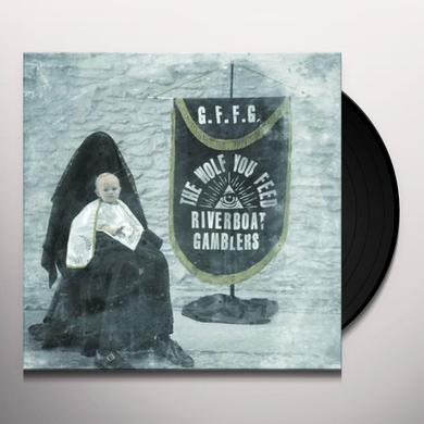 Riverboat Gamblers WOLF YOU FEED Vinyl Record - UK Import