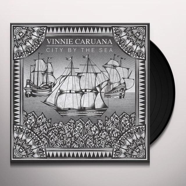 Vinnie Caruana CITY BY THE SEA Vinyl Record - UK Import