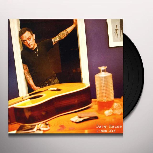 Dave Hause C'MON KID Vinyl Record - UK Import