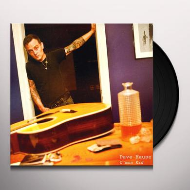 Dave Hause C'MON KID Vinyl Record - UK Import