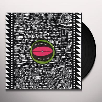 Usio KUWA HURU Vinyl Record