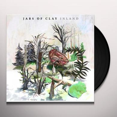 Jars Of Clay INLAND Vinyl Record - w/CD