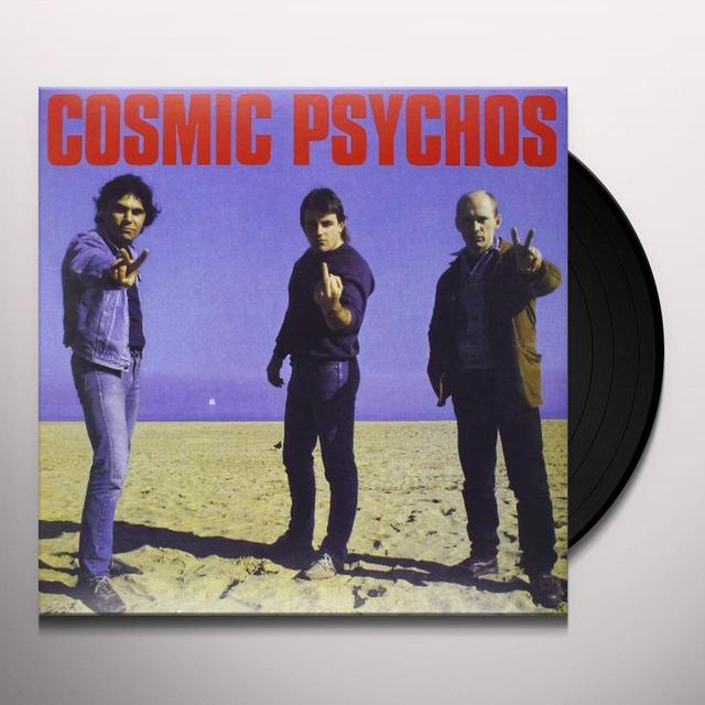 COSMIC PSYCHOS Vinyl Record - Reissue
