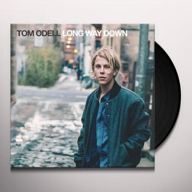 Tom Odell LONG WAY DOWN Vinyl Record