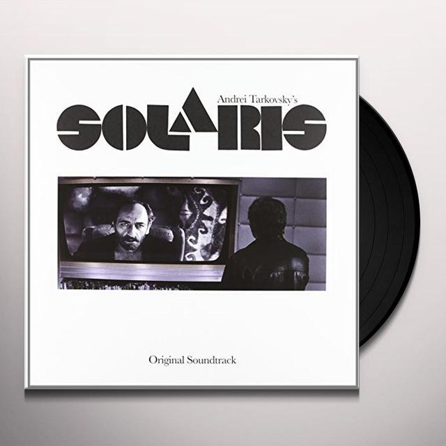 Eduard Artemiev SOLARIS Vinyl Record