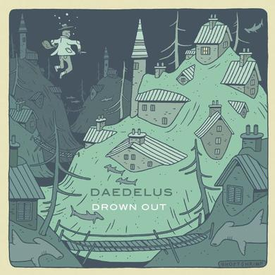 Daedelus DROWN OUT Vinyl Record