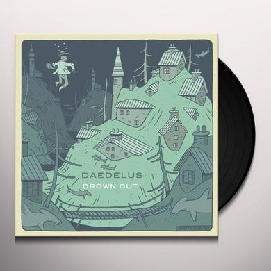 Daedelus DROWN OUT Vinyl Record - Limited Edition, Digital Download Included