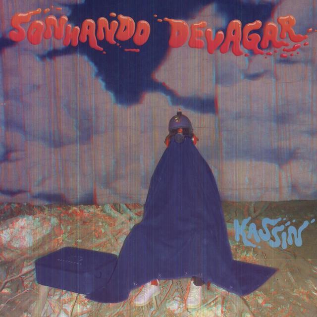 Kassin SONHANDO DEVAGAR Vinyl Record - Digital Download Included