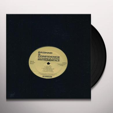 Rashad & Confidence ELEMENT OF SURPRISE (INSTRUMENTALS) Vinyl Record
