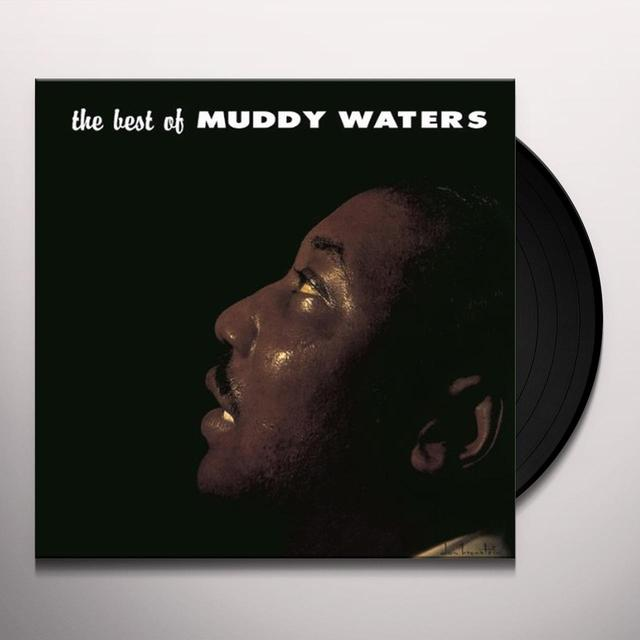 BEST OF MUDDY WATERS Vinyl Record - Limited Edition