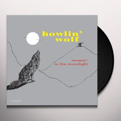 Howlin Wolf MOANIN IN THE MOONLIGHT Vinyl Record