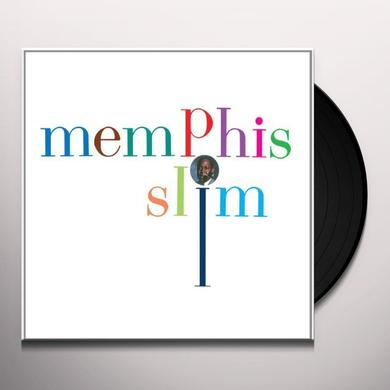 MEMPHIS SLIM Vinyl Record - Limited Edition