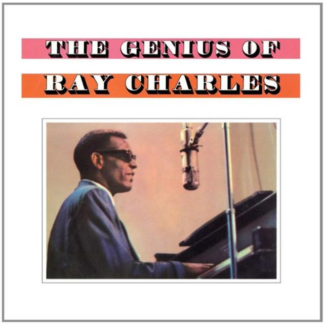 GENIUS OF RAY CHARLES Vinyl Record - Limited Edition