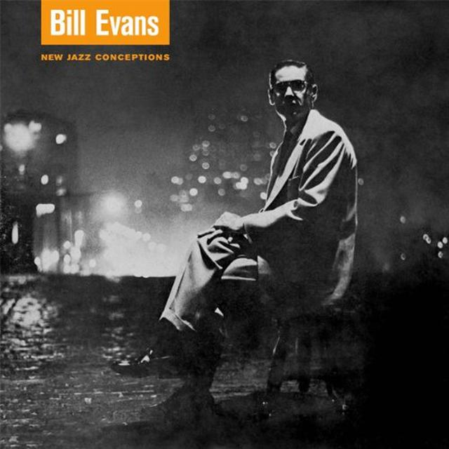 Bill Evans NEW JAZZ CONCEPTIONS Vinyl Record - Limited Edition