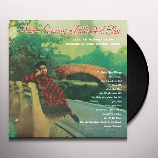 Nina Simone LITTLE GIRL BLUE (LTD) (Vinyl)