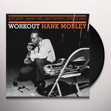 Hank Mobley WORKOUT Vinyl Record