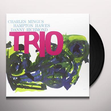 Charles Mingus TRIO Vinyl Record
