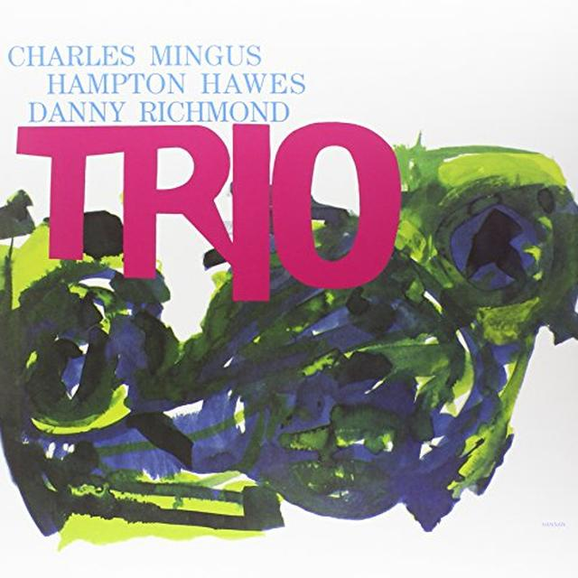 Charles Mingus TRIO Vinyl Record - Limited Edition
