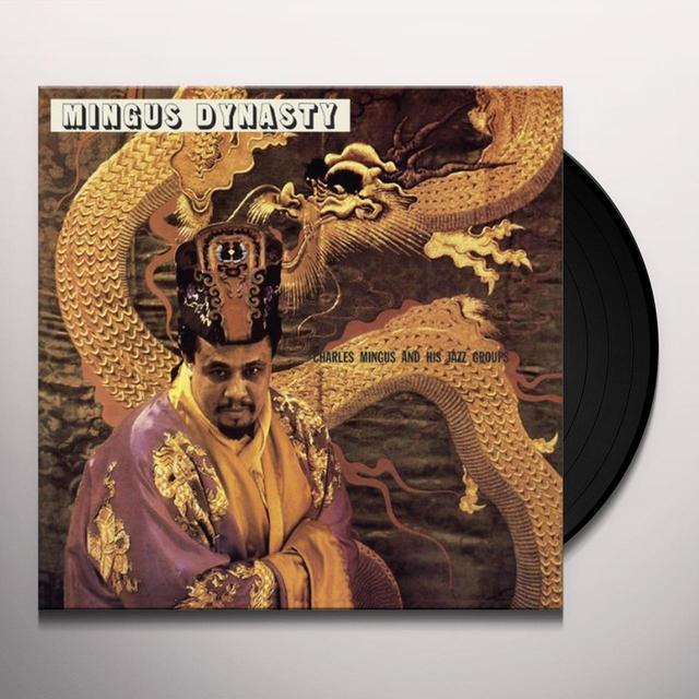 Charles Mingus MINGUS DYNASTY Vinyl Record - Limited Edition