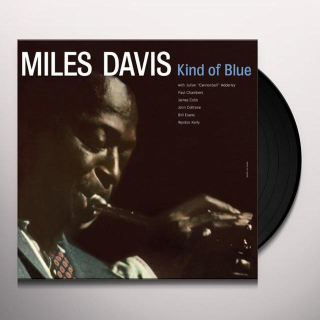 Miles Davis KIND OF BLUE Vinyl Record - Limited Edition