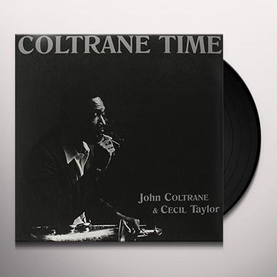 John Coltrane COLTRANE TIME Vinyl Record