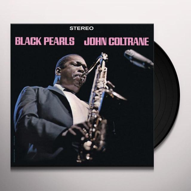 John Coltrane BLACK PEARLS Vinyl Record - Limited Edition