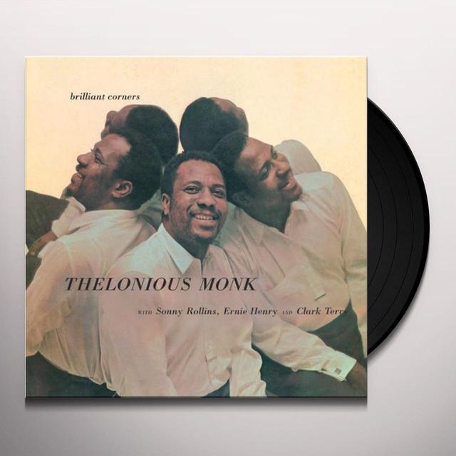 Thelonious Monk BRILLANT CORNERS Vinyl Record