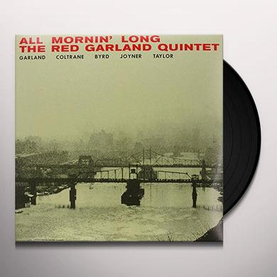 Red Garland Quintet / John Coltrane / Donald Byrd ALL MORNIN LONG Vinyl Record