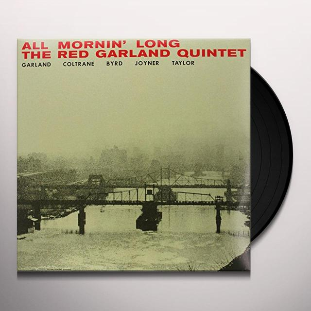 Red Garland Quintet / John Coltrane / Donald Byrd ALL MORNIN LONG Vinyl Record - Limited Edition