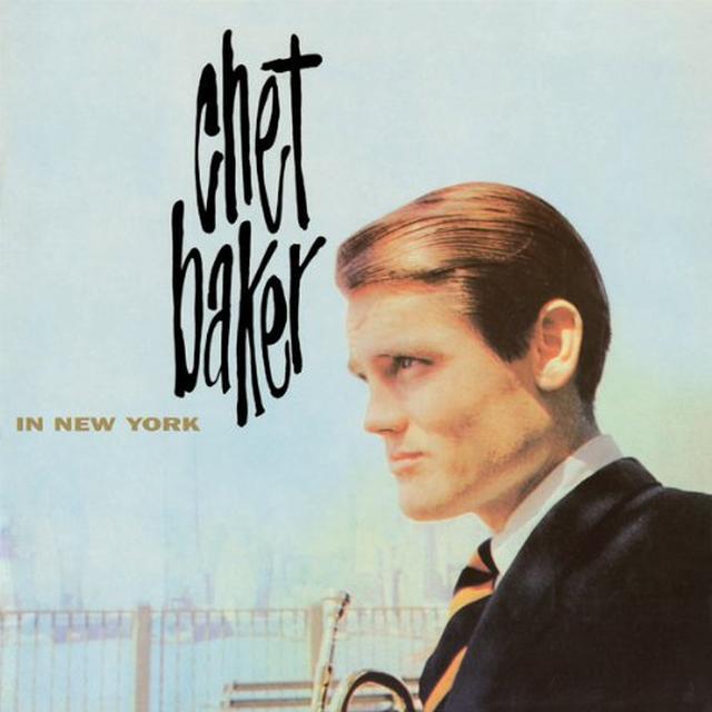 Chet Baker IN NEW YORK Vinyl Record - Limited Edition