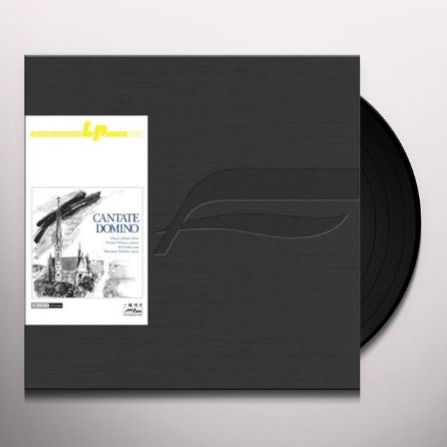 Torsten Nilsson CANTATE DOMINO Vinyl Record