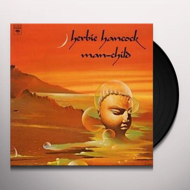 Herbie Hancock MAN-CHILD Vinyl Record - 180 Gram Pressing