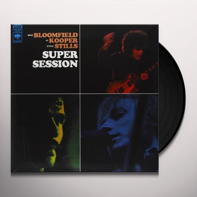 Kooper Bloomfield & Stills SUPER SESSION Vinyl Record