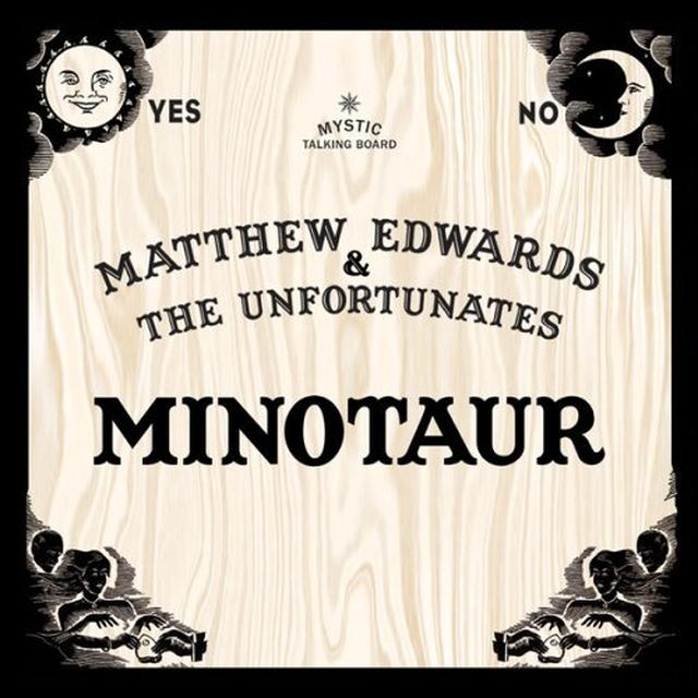 Matthew / Unfortunates Edwards MINOTAUR / BAD BLOOD Vinyl Record
