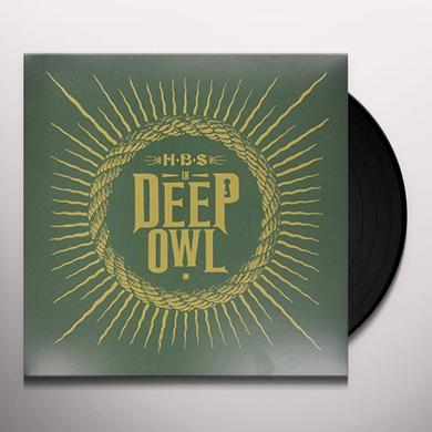 Hbs IN DEEP OWL Vinyl Record