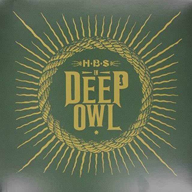 Hbs IN DEEP OWL Vinyl Record