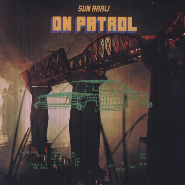 Sun Araw ON PATROL Vinyl Record