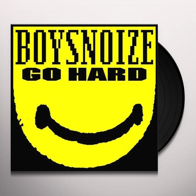 Boys Noize GO HARD Vinyl Record - Picture Disc