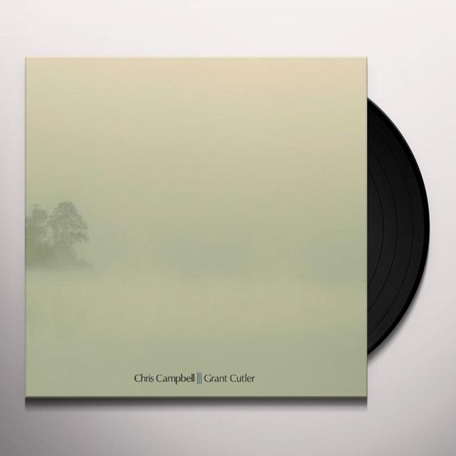 Chris Campbell / Grant Cutler SCHOOLDAYS OVER Vinyl Record