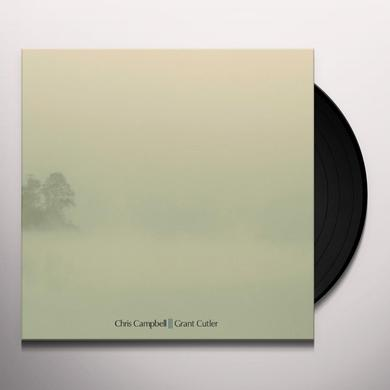 Chris Campbell / Grant Cutler SCHOOLDAYS OVER Vinyl Record
