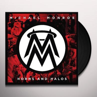 Michael Monroe HORNS & HALOS Vinyl Record