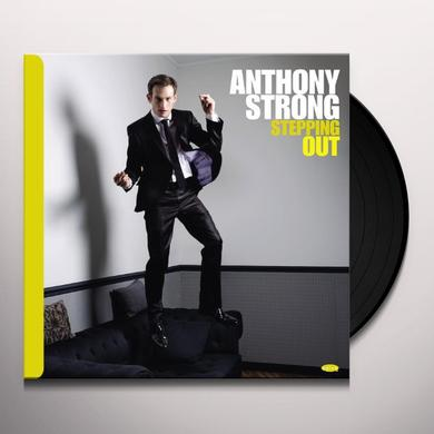 Anthony Strong STEPPING OUT Vinyl Record