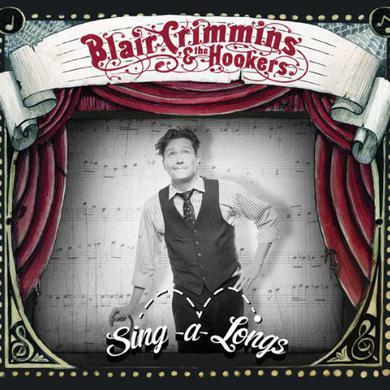 Blair / Hookers Crimmins SING-A-LONGS Vinyl Record
