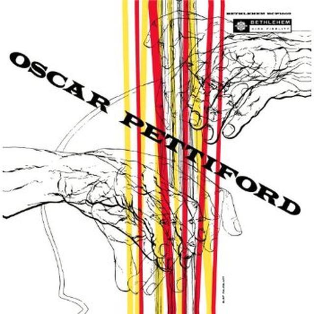 Oscar Pettiford MODERN QUINTET Vinyl Record - 10 Inch Single