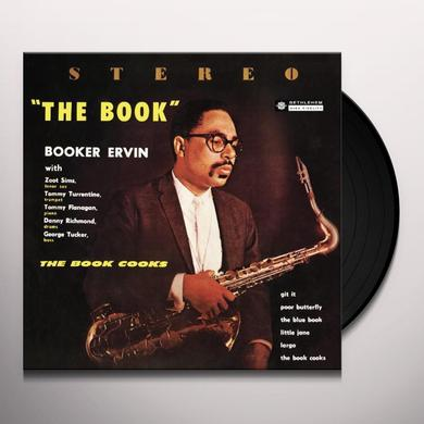 Booker Ervin BOOK COOKS Vinyl Record - Remastered