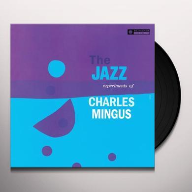 JAZZ EXPERIMENTS OF CHARLES MINGUS Vinyl Record - Remastered