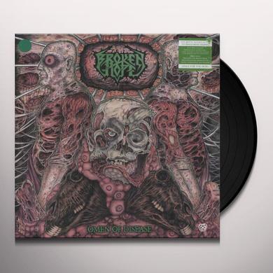 Broken Hope OMEN OF DISEASE Vinyl Record