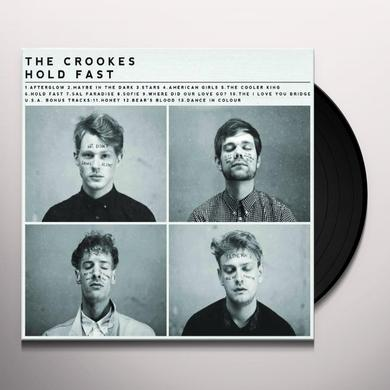 The Crookes HOLD FAST (SHRK) Vinyl Record - Digital Download Included
